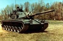 Jones Logistics - M60 Tank