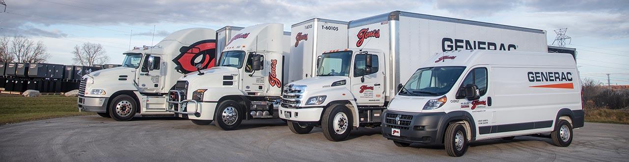 Jones Logistics - Shippers